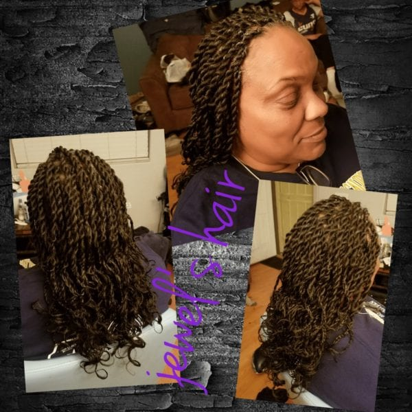 Silky Twist Extension Braids Peoria AZ