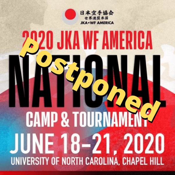 June 2020 National Camp Postponed