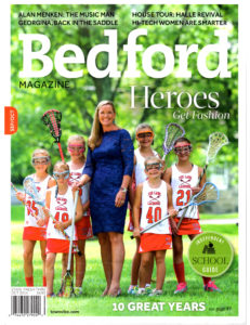 Bedford Magazine - Sep Oct 2014 cover