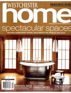 Westchester Home Fall 2011 Cover