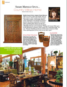 Westchester Home Magazine - Winter 2009 page 40