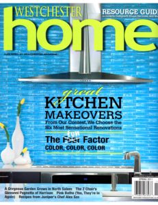 Westchester Home Spring 2011 Cover