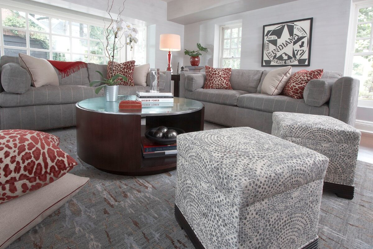 Family Room Designs by Susan Marocco Interiors - 2