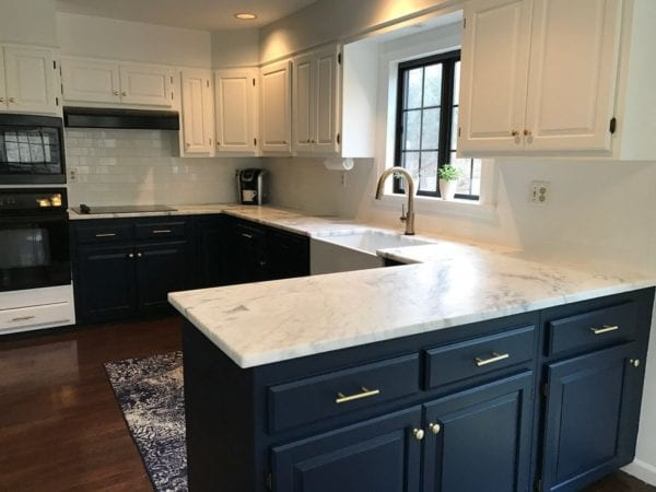 Kitchen Remodel - Susan Marocco Interiors - 6874