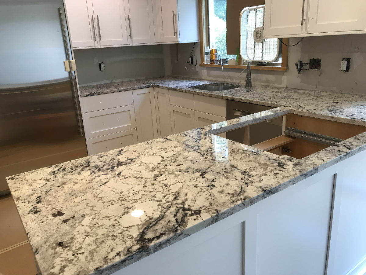 Kitchen Countertop Remodel 8019