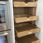 Pull Out Pantry 8093