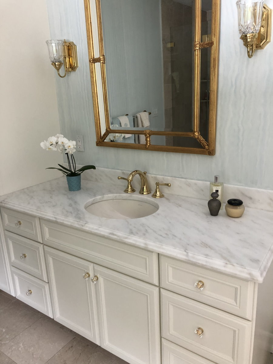 Bathroom Sink Renovation in New York