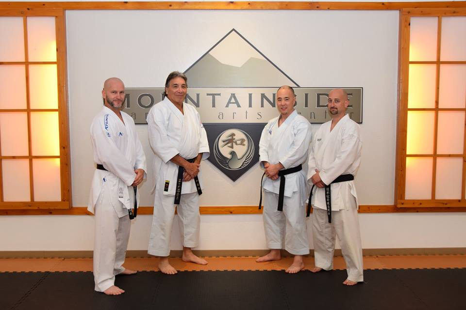 Guest instructors Dustin Baldus - Chad Eagan - Patrick Martin