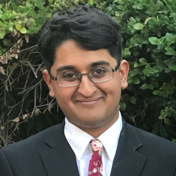 Vinny Parthasarathy - Alumni of the Week