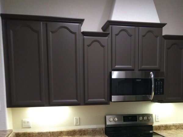 Kitchen Cabinet Painting by Kino's Painting and Remodeling