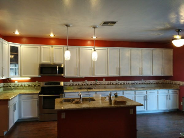 Kitchen Remodel by Kino's Painting and Remodeling