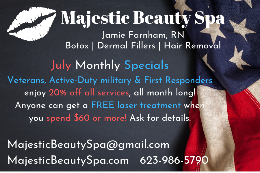 Majestic July 2019 Specials